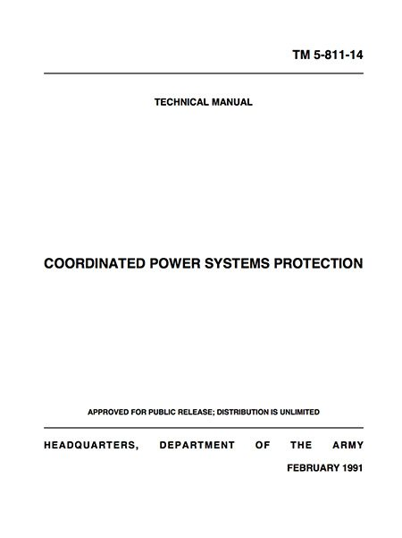 Coordinated Power Systems Protection