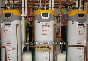 Energy Efficency In Hospitals - HVAC