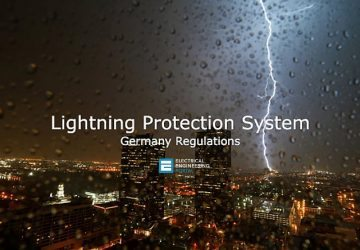 Lightning Protection System - Germany Regulations