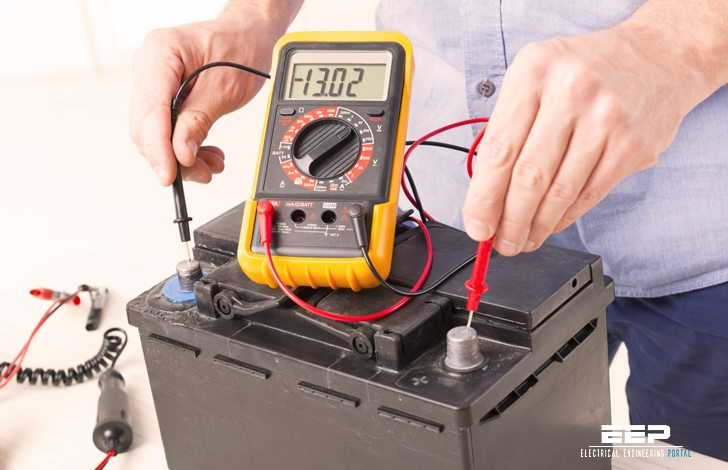 What Should The Voltage Be On My Car Battery