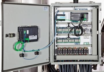 Basic electrical design of a PLC panel – Wiring diagrams