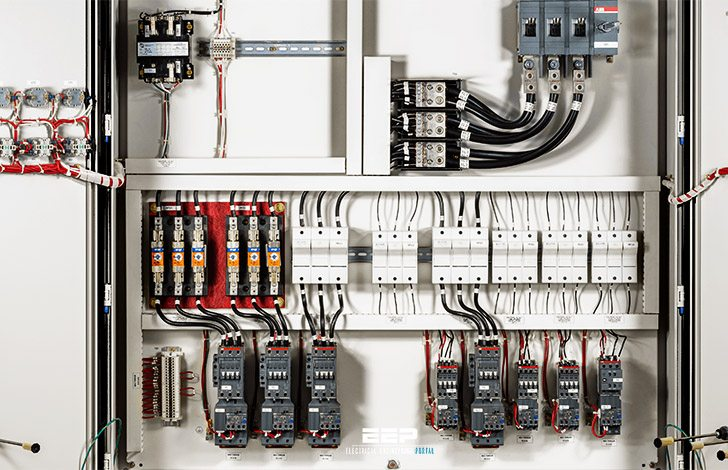 wiring tips for connections and routing inside industrial control rh electrical engineering portal com control panel wiring symbols control panel wiring pdf