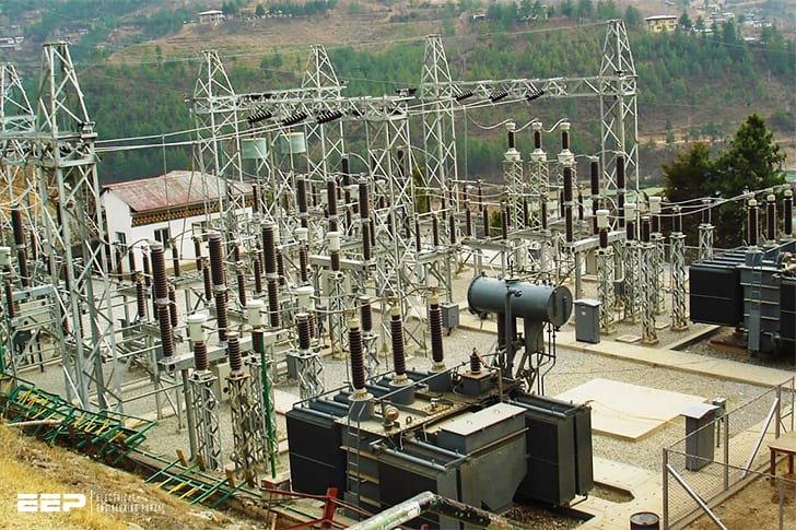 Testing and commissioning of 66/33KV substation
