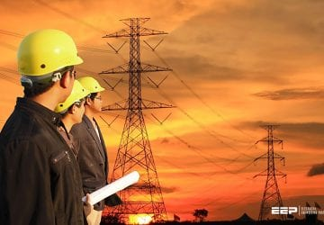 Learn to recognize T&D pylons, foundations, insulators, cables, bushings and arresters