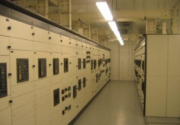Low voltage switchgear type 'OKKEN' - Schneider Electric
