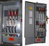 Safety switches panelboard