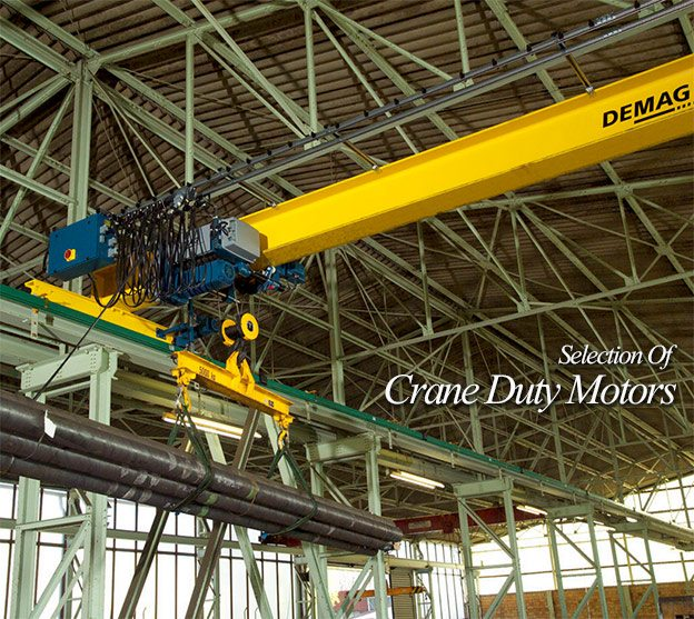 Selection Of Crane Duty Motors