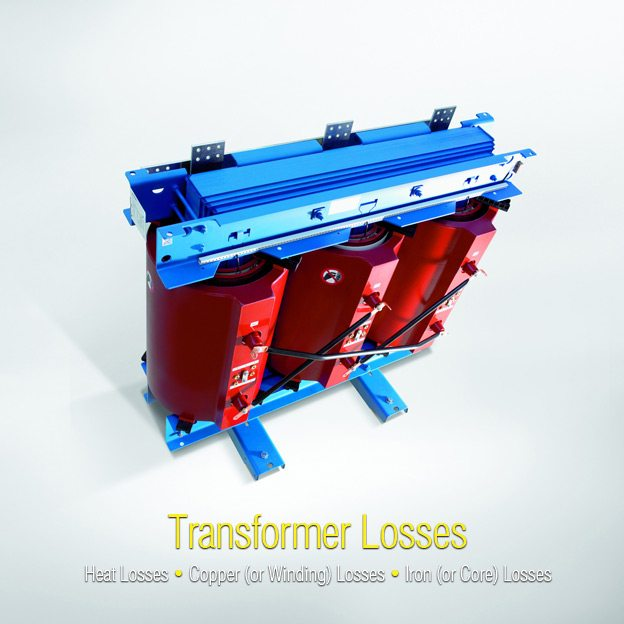 Transformer Heat, Copper and Iron Losses